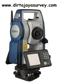 Total Station Sokkia FX 101 Windows
