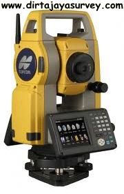 Total Station Topcon OS 101 Windows