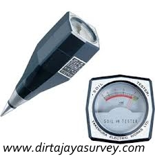Soil pH and Moisture tester DM-15